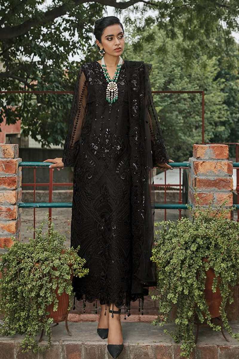 Sooraj Garh Chiffon Collection by Imrozia - I-148 Preet