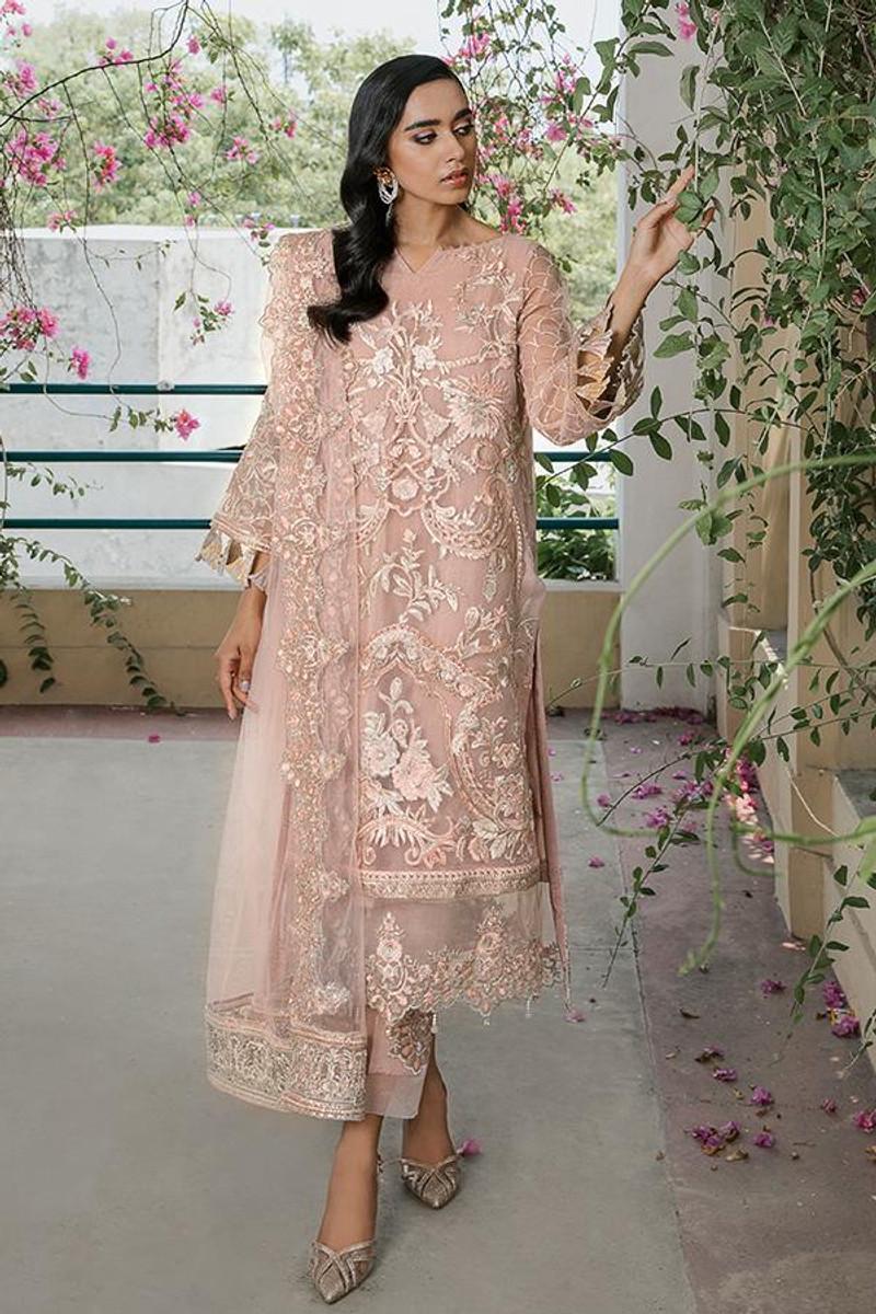 Sooraj Garh Chiffon Collection by Imrozia - I-141 Shazmina