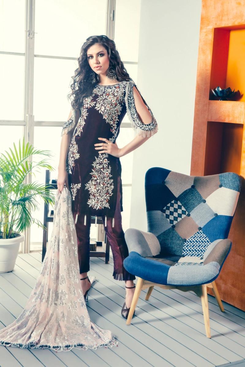 Zara Hayaat Festive Collection – RAISIN 20