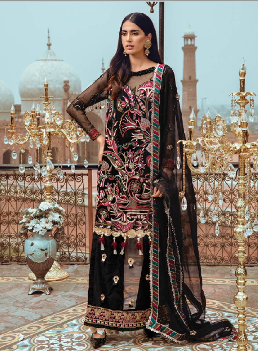 Mehr-Un-Nisa By Rangrasiya D 905