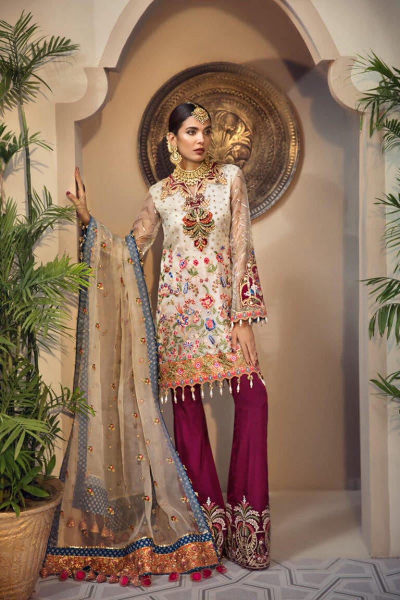 Anaya Kamiar Rokni Wedding AKW-02 YASMIN