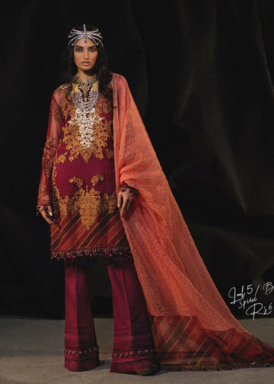 SANA SAFINAZ Muzlin Luxury Collection-2020-5B
