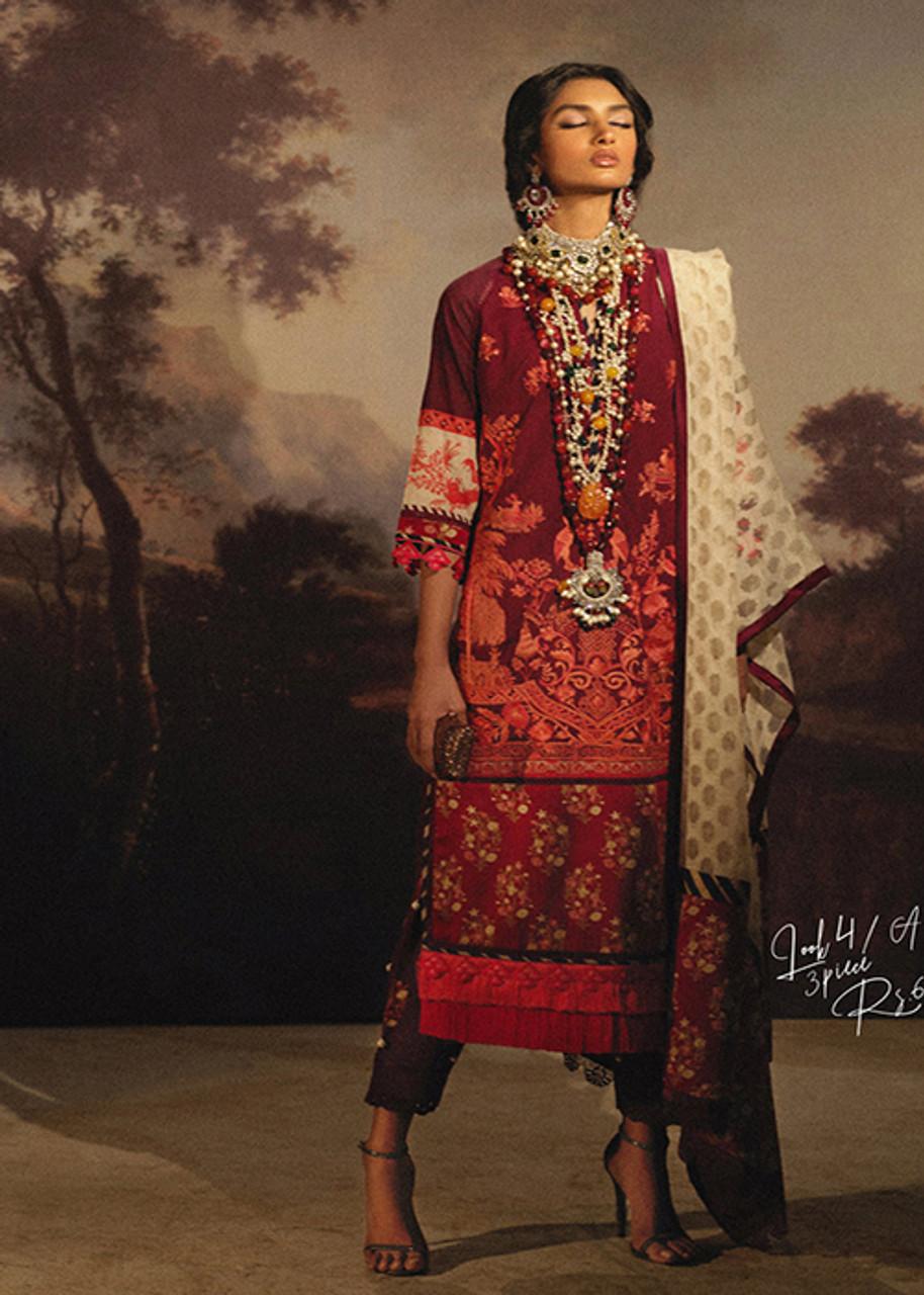 SANA SAFINAZ Muzlin Luxury Collection-2020-4A