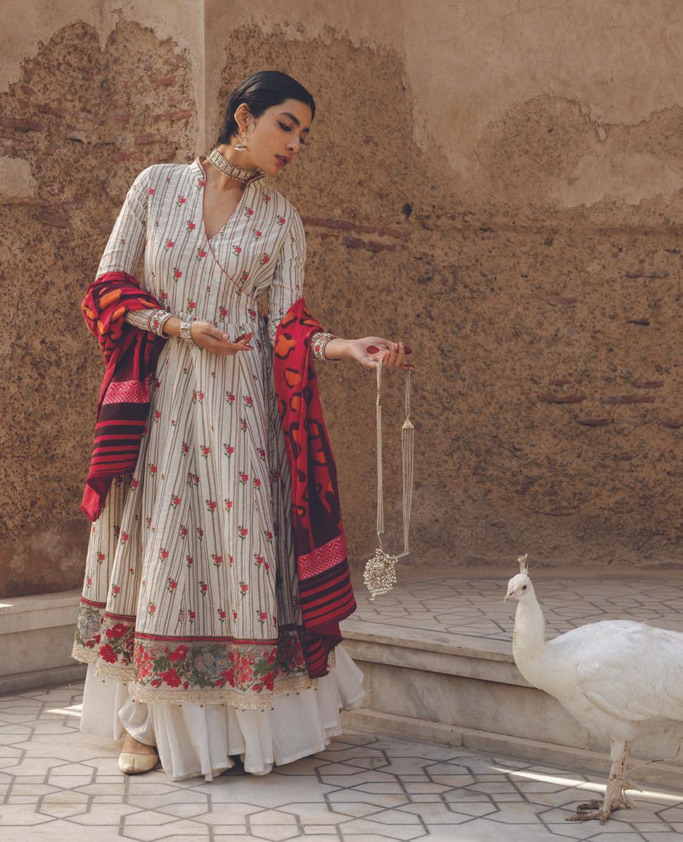 Zara Shahjahan Lawn Zareen - B