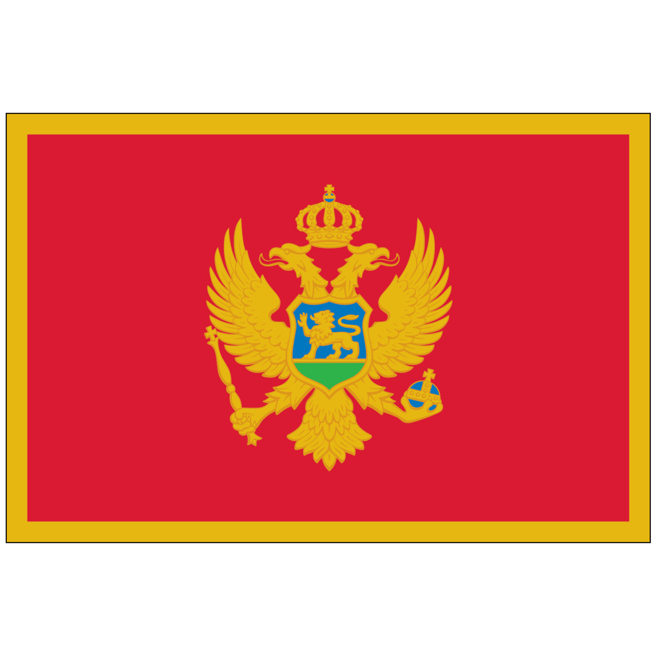 Montenegro Flag American Flags Express