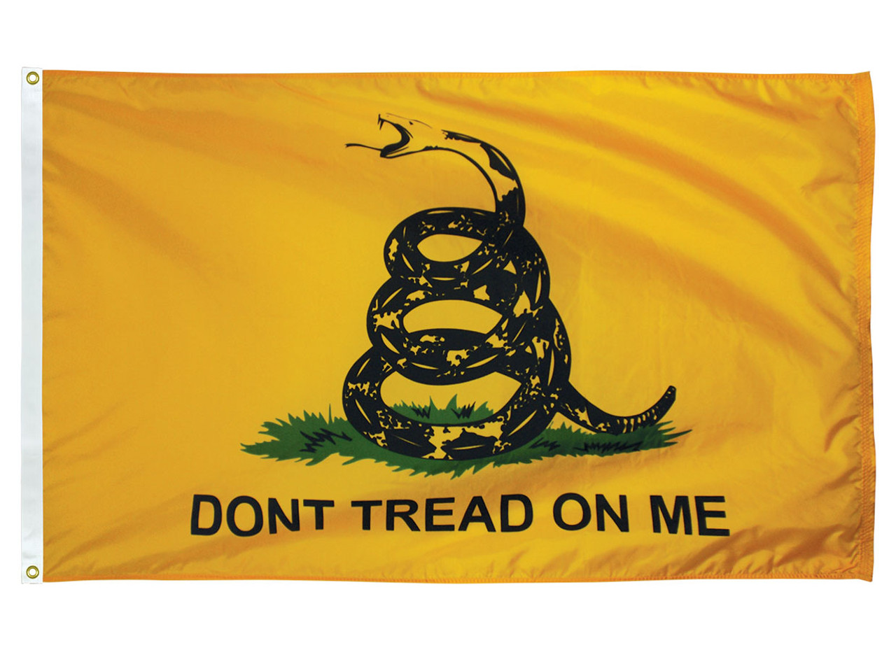 Gadsden - Don't Tread on Me Flags | American Flags Express