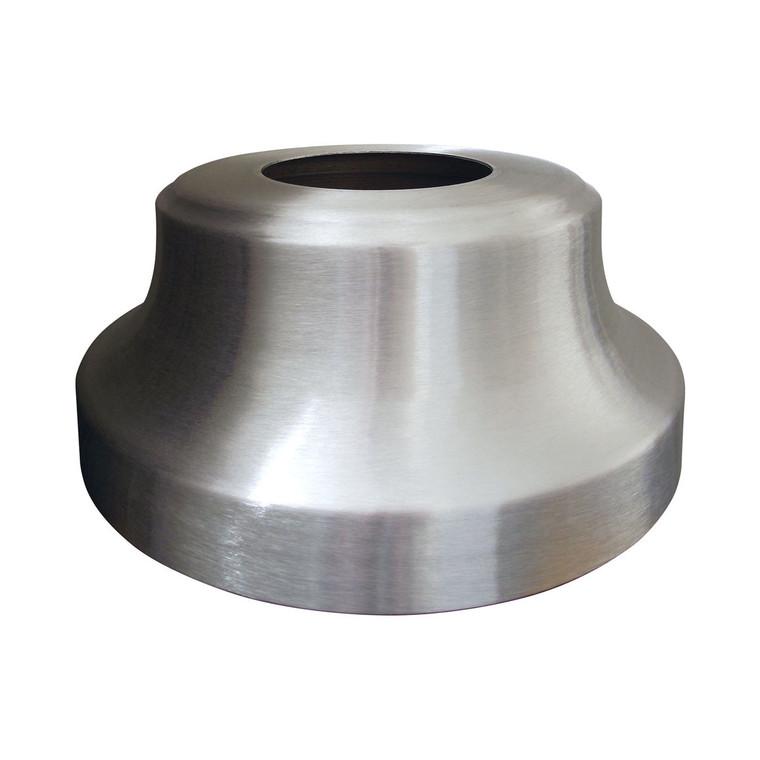 High Profile Aluminum Trumpet Flash Collar