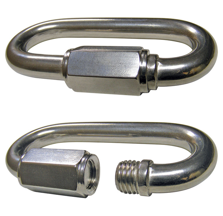 Stainless Steel Quick Link / Carabiner