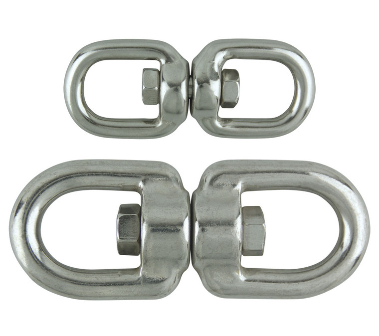 Stainless Steel Cable Swivel Connector