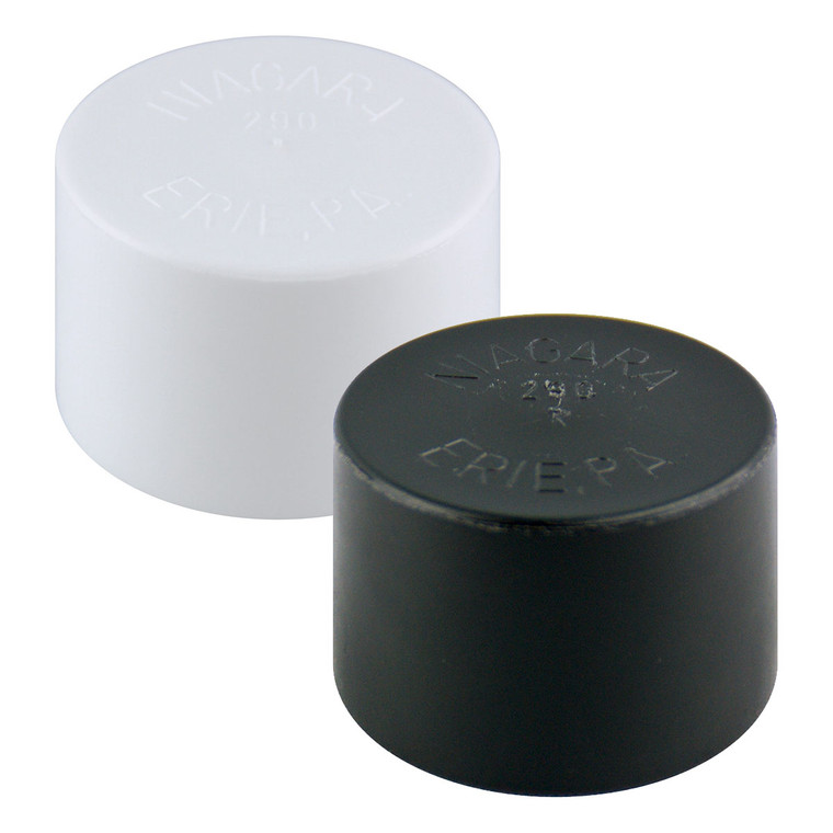 Plastic End Caps for Banner Mounting Poles