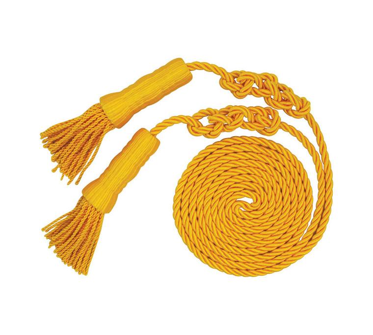 Gold - Cord & Tassels