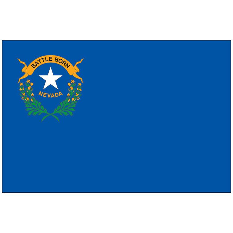 Nevada Indoor / Parade Flag