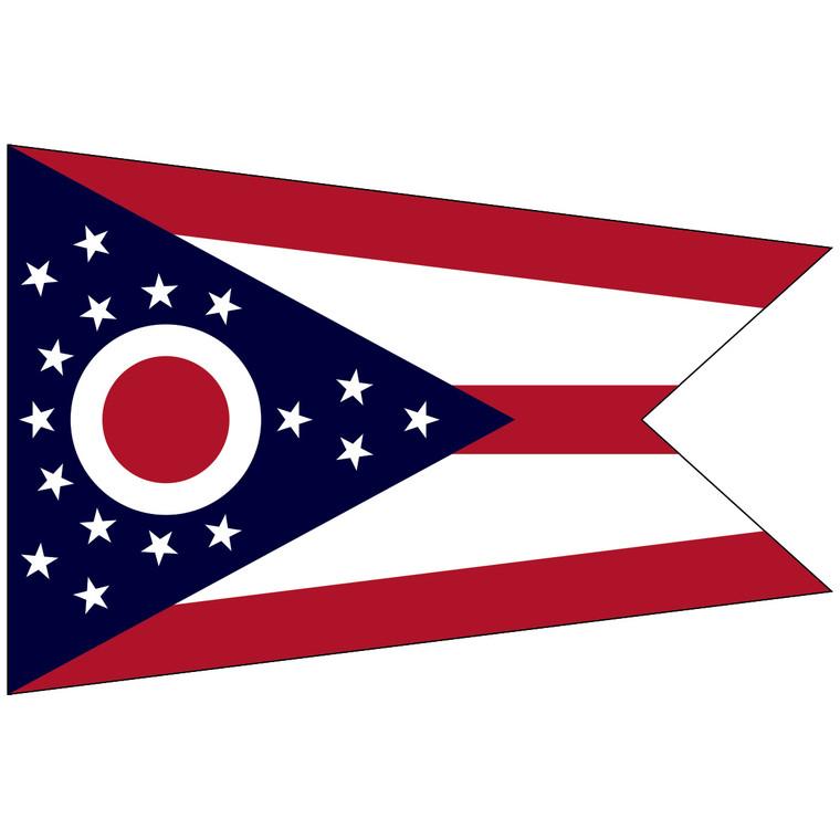 Ohio Indoor / Parade Flag