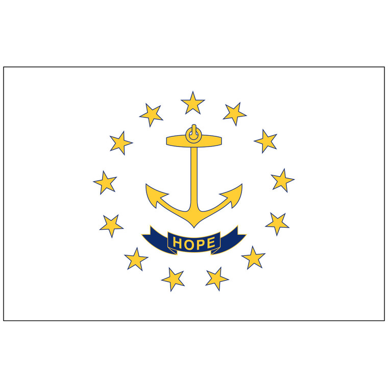 Rhode Island Indoor / Parade Flag
