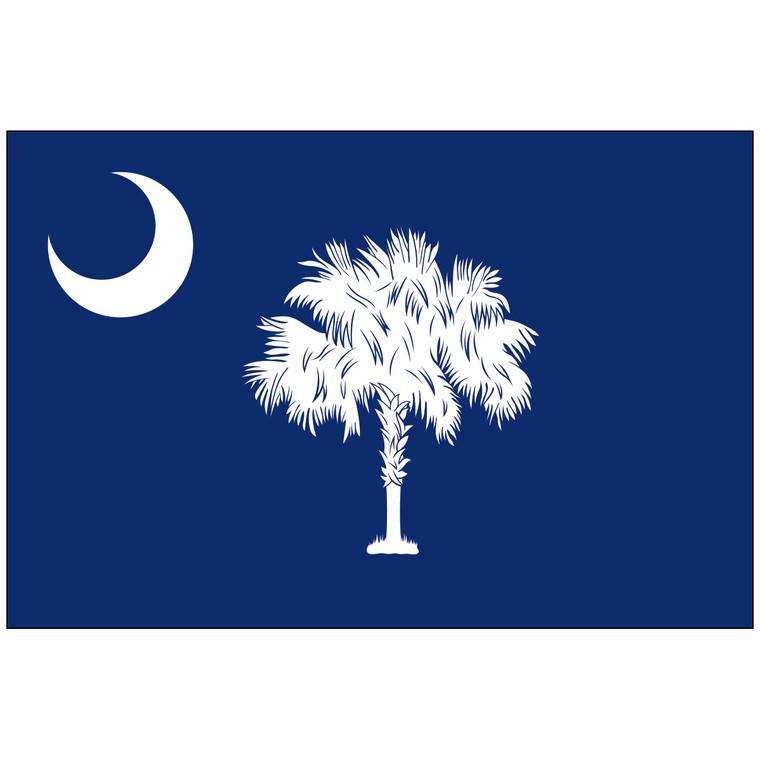 South Carolina Indoor / Parade Flag