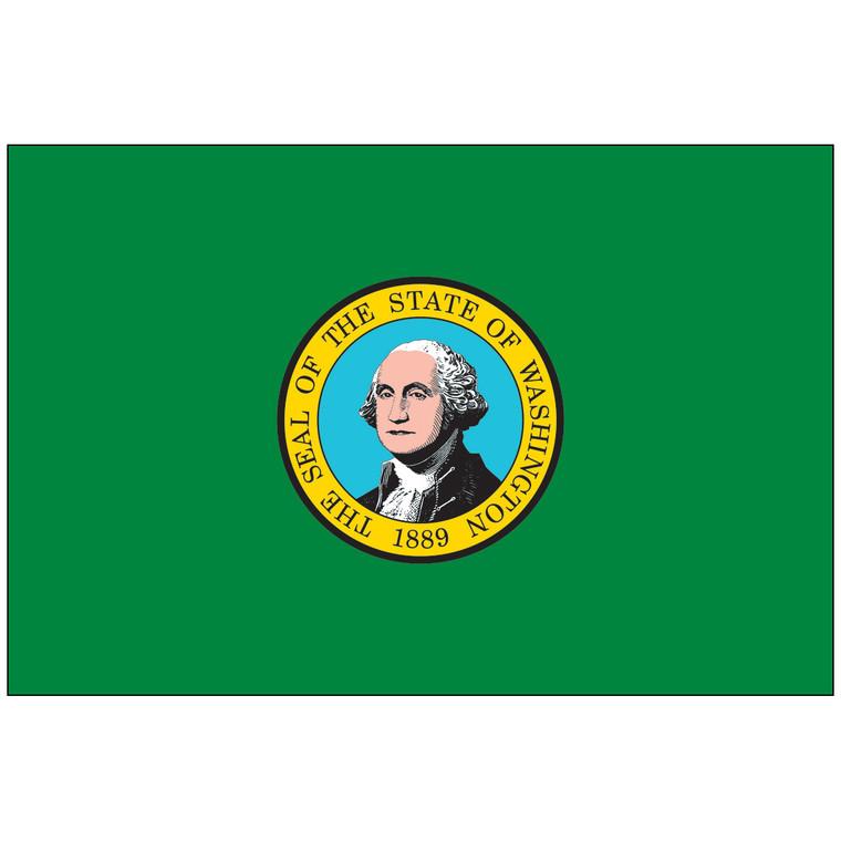 Washington Indoor / Parade Flag