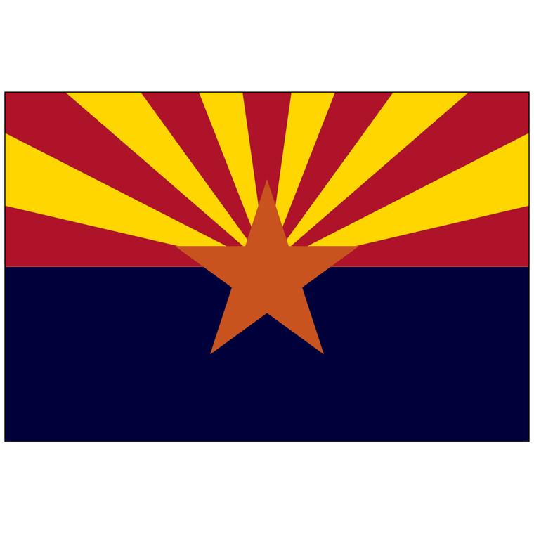 Arizona Indoor / Parade Flag