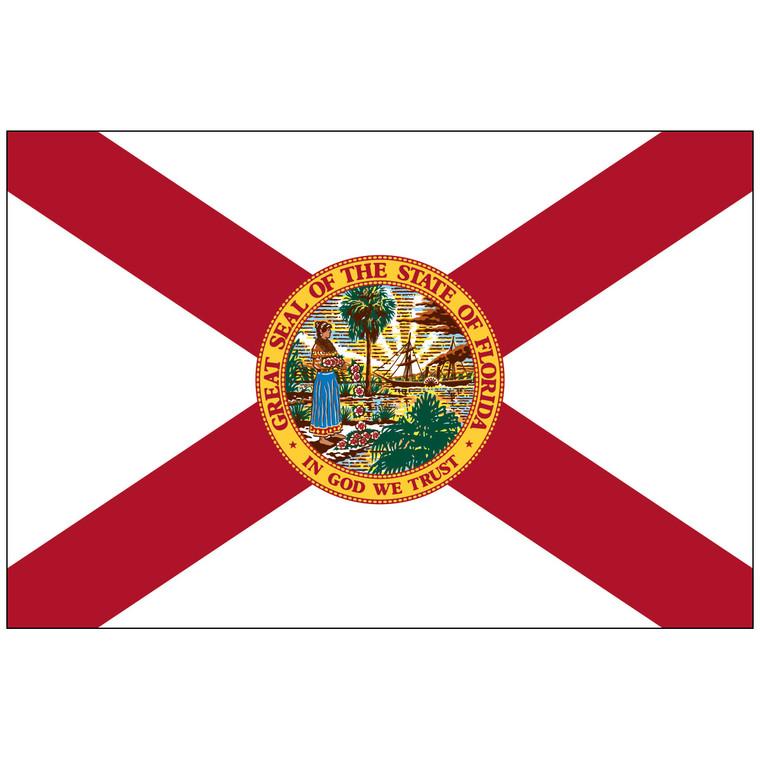 Florida Indoor / Parade Flag