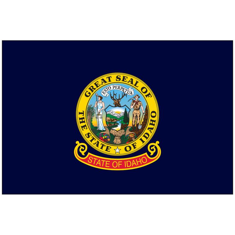 Idaho Indoor / Parade Flag