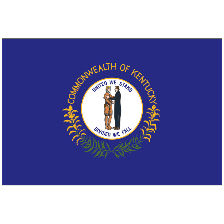 Kentucky Indoor / Parade Flag