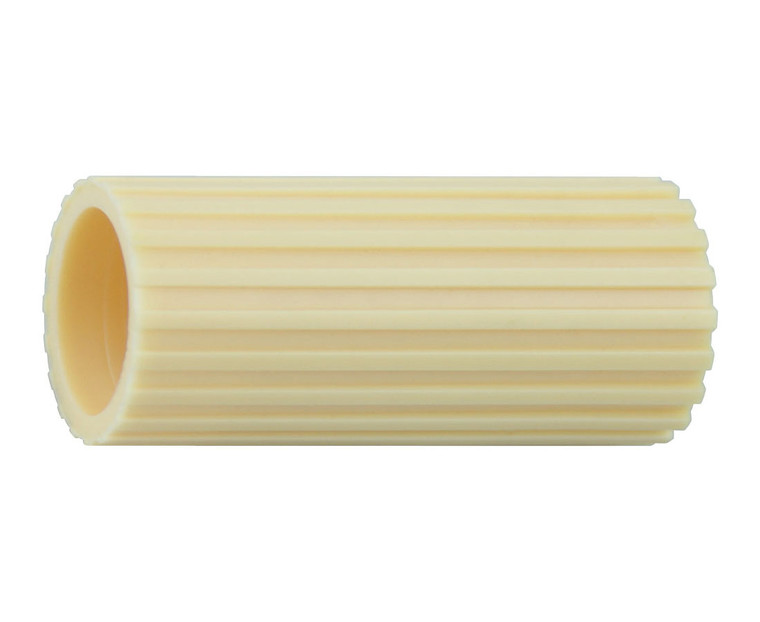 Plastic Screw Joints for Budget Wooden Poles