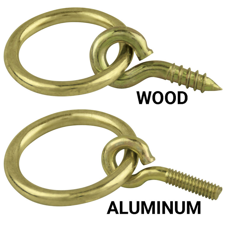 Cord & Tassel Ring