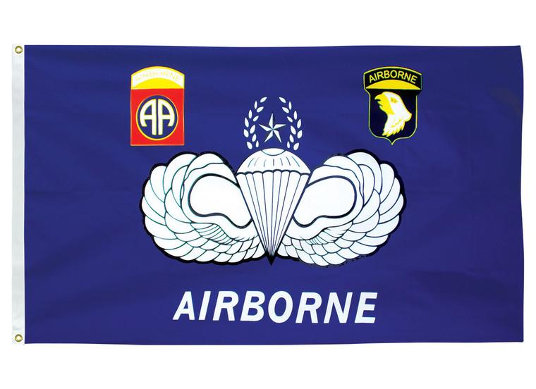3' x 5' Airborne Flag