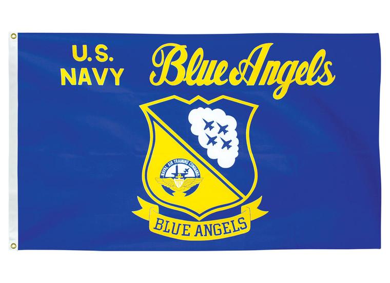 3' x 5' Blue Angels Flag