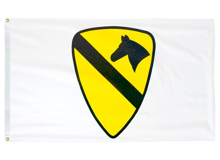 3' x 5' 1st Cavalry Division Flag