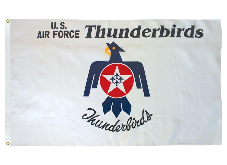 3' x 5' Thunderbirds Flag