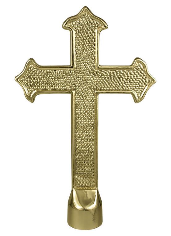 Metal Fancy Cross Ornaments