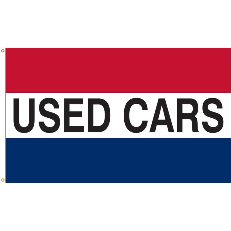 Used Cars Message Flag