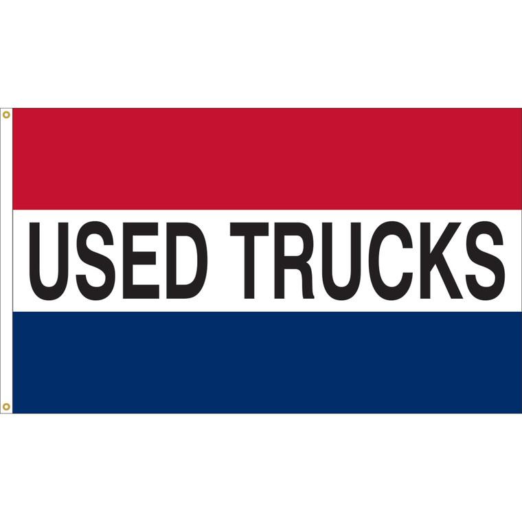 Used Trucks Flag