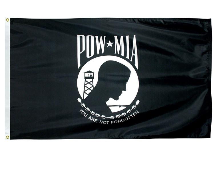 POW-MIA Flag - Double Sided