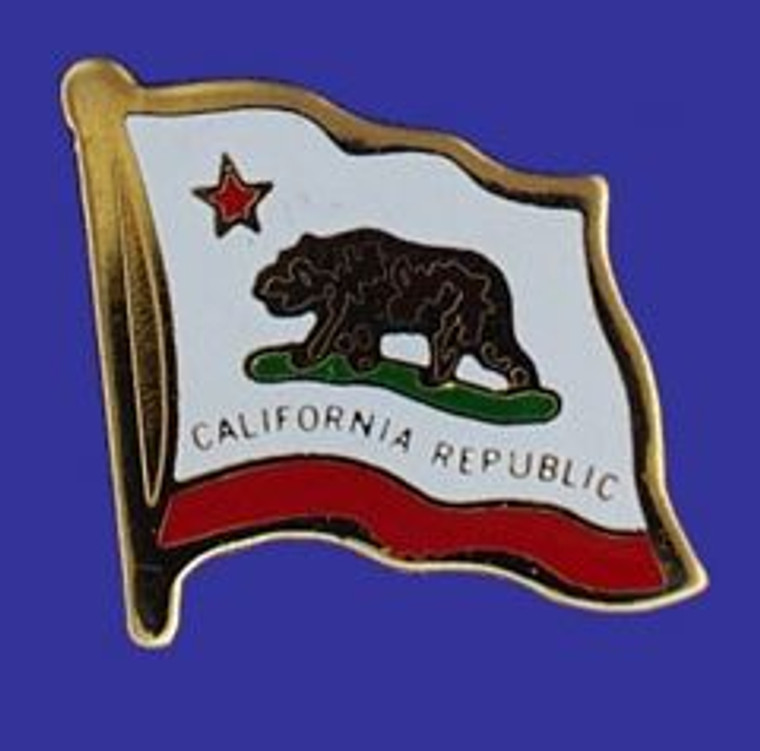 State Flag Lapel Pins - Single