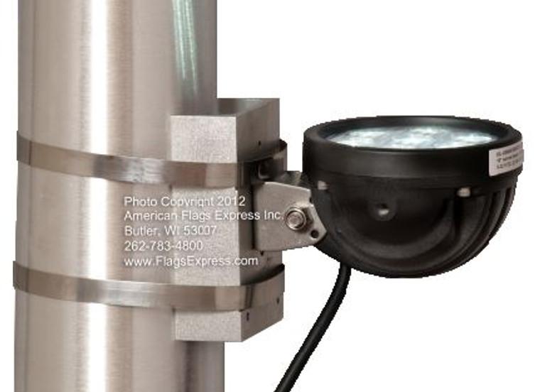 4'' Diameter Xtreme Flagpole Up-Light
