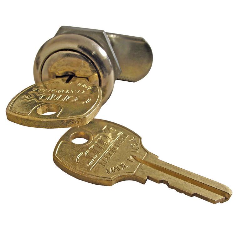 Lock & Key for Door & Frame Units