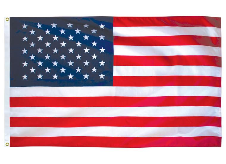 Printed Nylon American Flags