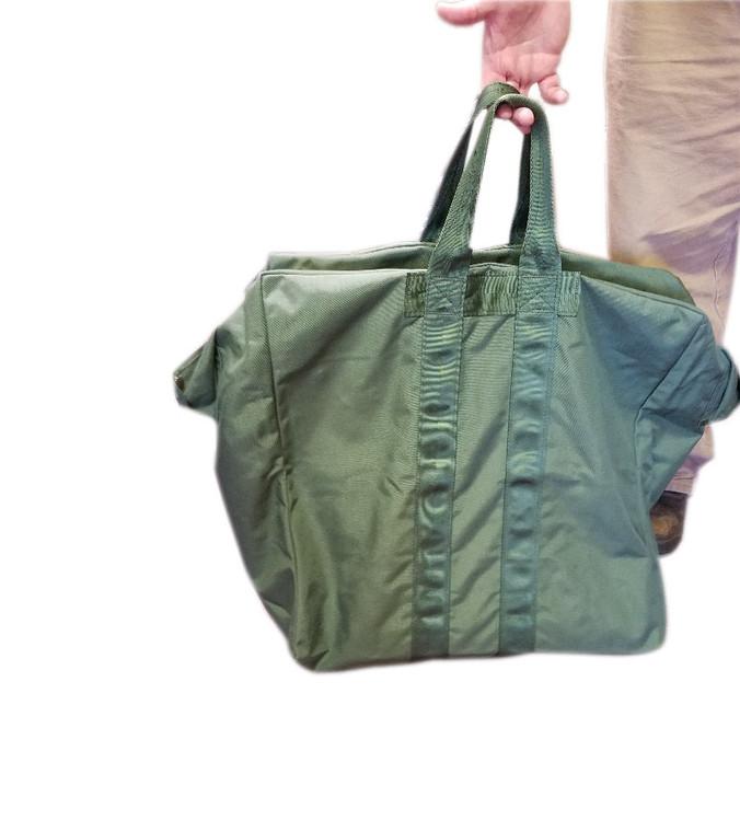 Small - Canvas Flag Storage Duffel Bags