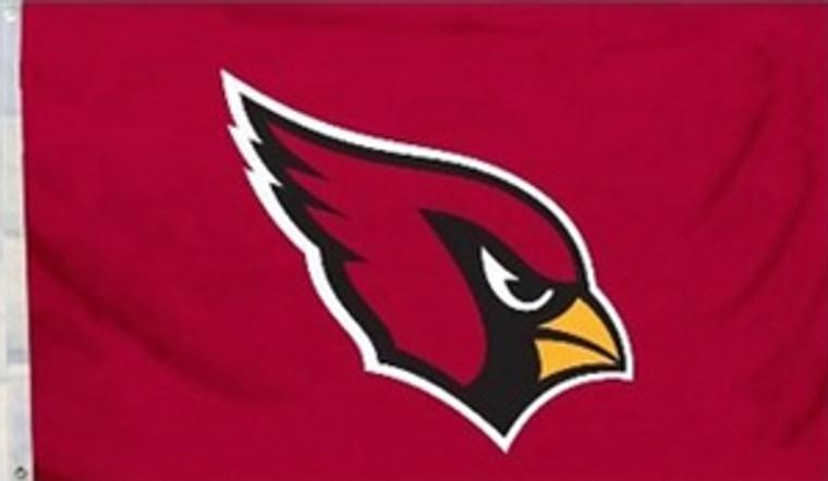 Arizona Cardinals Logo Flag - 3' x 5'