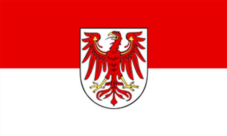 German State 3' x 5' Flag - Bradenberg