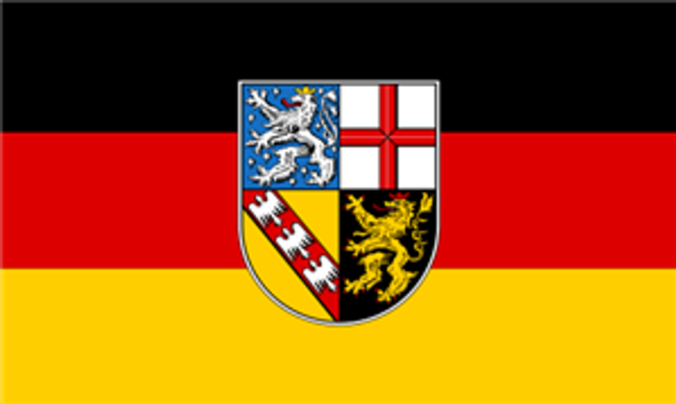 German State 3' x 5' Flag - Saar