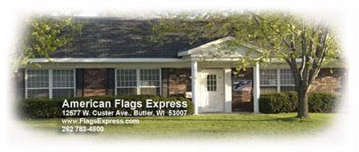 american flags express offices butler wisconsin
