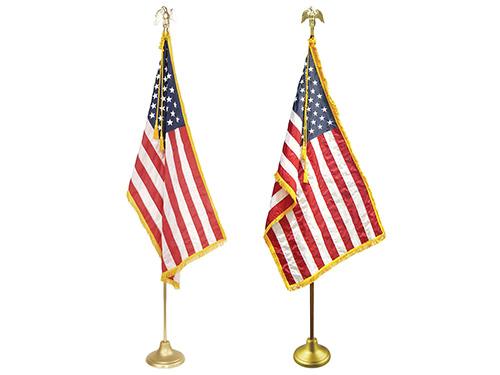 US Indoor Flag Sets