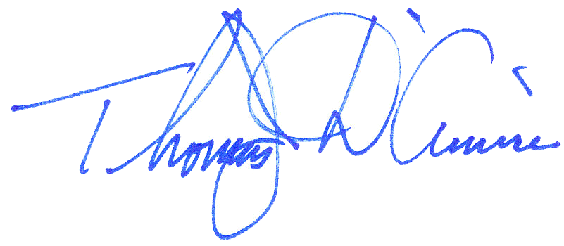 Thomas J D'AMico