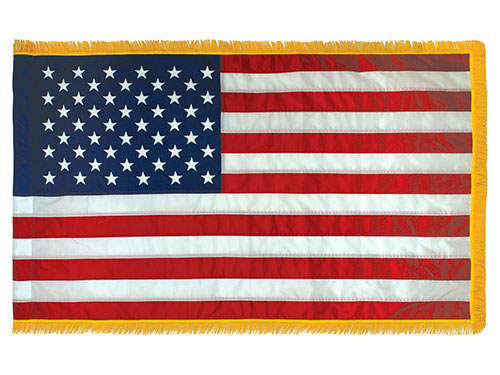 US Parade Flags