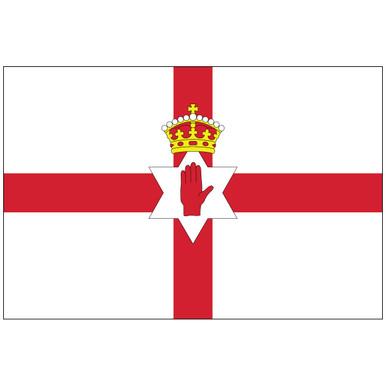 NORTHERN IRELAND FLAG WRISTWATCH **SUPERB ITEM**