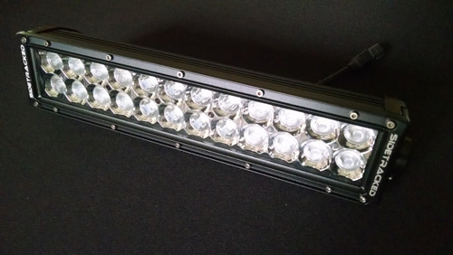Tracker Series Dual Row Light Bar