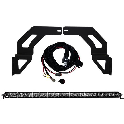 Rigid 2016-2017 Toyota Tacoma Bumper Mount Kit