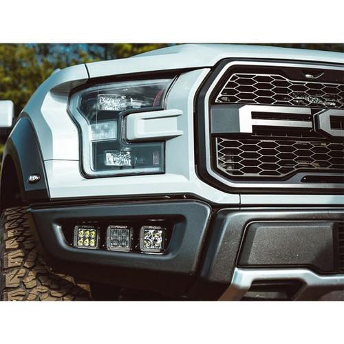 Ford Raptor Gen2 Fog Light Kit